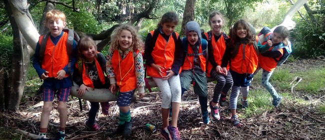 School Holiday Programme Wellington – Wilderkids: CANCELLED