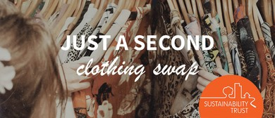 Just a Second – Social Clothing Swap