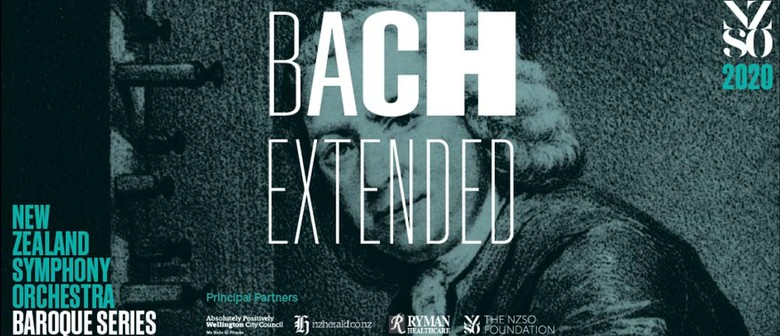 New Zealand Symphony Orchestra presents Bach Extended
