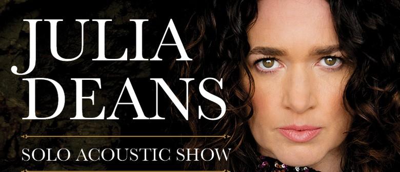 Julia Deans: CANCELLED