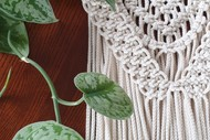 Macrame Workshop with Evarose & Co.