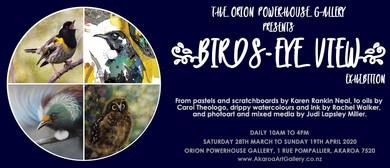 Birds Eye View Exhibition