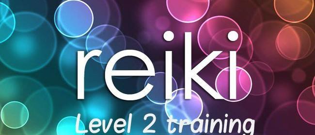 Reiki Level 2 - Workshop & Attunement