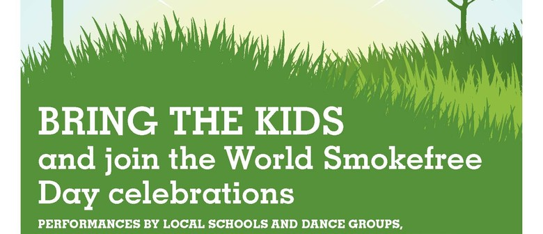 Smokefree Playgrounds Celebration