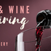 Food & Wine Pairing: POSTPONED