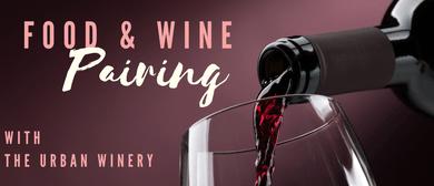 Food & Wine Pairing: POSTPONED