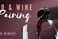 Food & Wine Pairing: CANCELLED