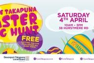 I Love Takapuna Easter Egg Hunt