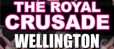 The Royal Crusade: CANCELLED