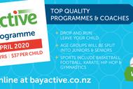 BayActive Gymnastics Coaching Clinic: CANCELLED