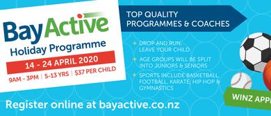 BayActive Basketball Coaching Clinic: CANCELLED