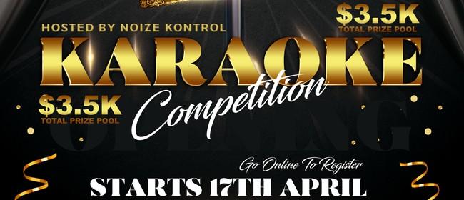 Karaoke Competition at Edinburgh Castle with Noize Kontrol