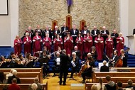 Bach St John Passion: CANCELLED
