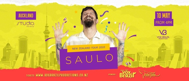 Saulo Tour 2020: CANCELLED