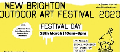 New Brighton Outdoor Art Exhibition
