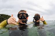 Rotoroa Snorkel Day