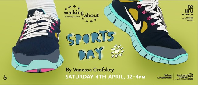 Walking About: Vanessa Crofskey, Sports Day
