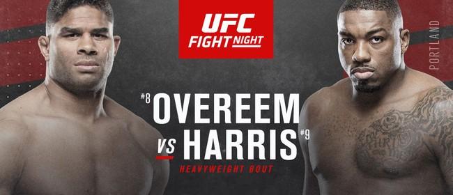 Fight Night: Overeem vs Harris