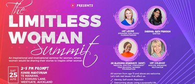 The Limitless Woman Summit