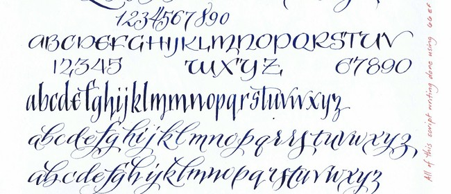 Calligraphy - An Introduction