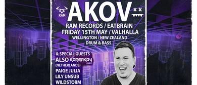 AKOV/Eatbrain/Ram Records