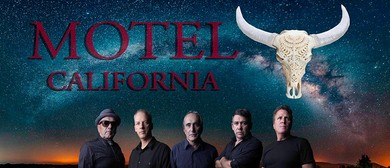 NZ eagles tribute Motel California