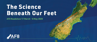 The Science Beneath Our Feet - AF8 Roadshow: POSTPONED