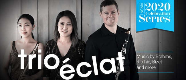 NCMA's Celebration Series: Trio Éclat: POSTPONED