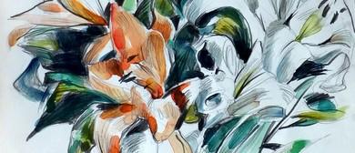 Flowers in Watercolours
