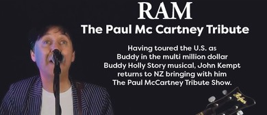 RAM - The Paul McCartney Tribute Show