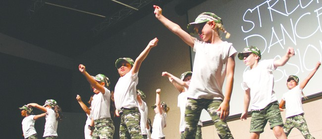 Hip Hop Holiday Programme (5 - 7 Years): CANCELLED