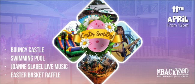 Easter Sunday: CANCELLED