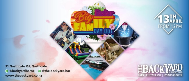 Easter Big Family Day Out: CANCELLED