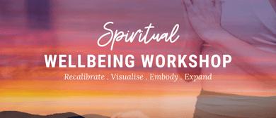 Spiritual Wellbeing Workshop: POSTPONED