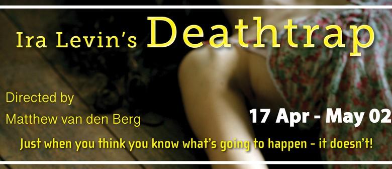 Ira Levin's Deathtrap: POSTPONED