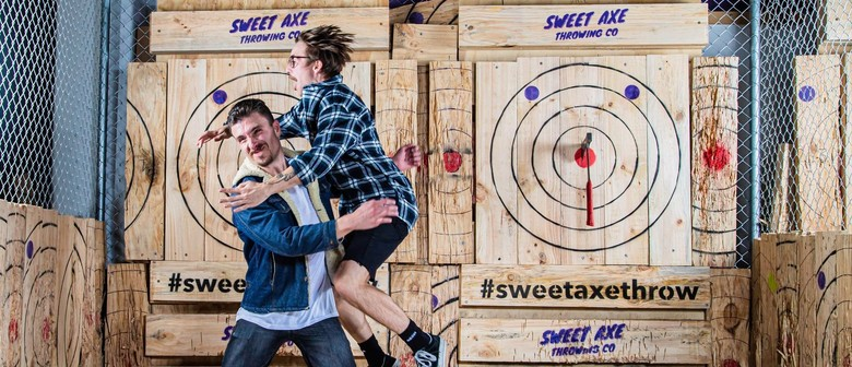 Axe Throwing: Be a Badass this Valentines Day