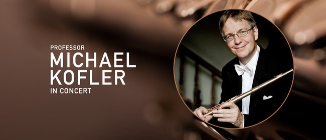 Professor Michael Kofler in Concert: POSTPONED