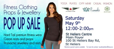 St Heliers Women's Fitnesswear and Jewellery Pop Up Sale