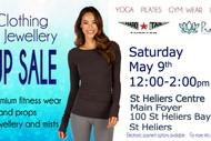 St Heliers Women's Fitnesswear and Jewellery Pop Up Sale
