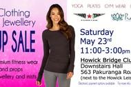 Howick Women's Fitnesswear and Jewellery Pop Up Sale