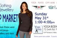 Matakana Women's Fitnesswear and Jewellery Pop Up Market: POSTPONED