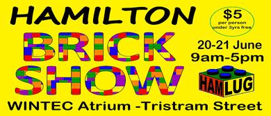 Hamilton Brick Show