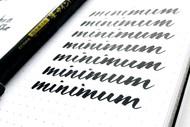 Queenstown Beginners Brush Pen Modern Calligraphy Workshop