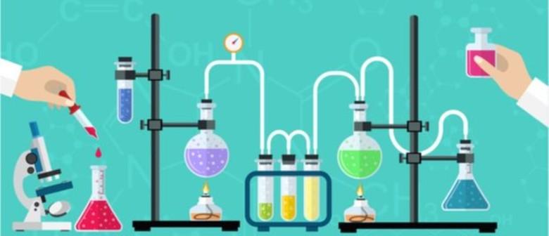 Technology Holiday Programme - Experiments (8+)