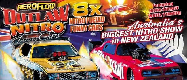 Aeroflow Outlaw Nitro Funny Cars  : CANCELLED