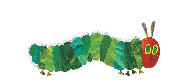 School Holiday Programme - The Art of the Hungry Caterpillar: CANCELLED