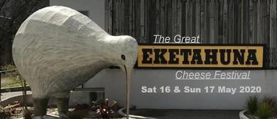 The Great Eketahuna Cheese Festival: POSTPONED