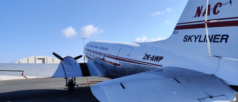 Air Chathams DC3 Scenic Flights : CANCELLED