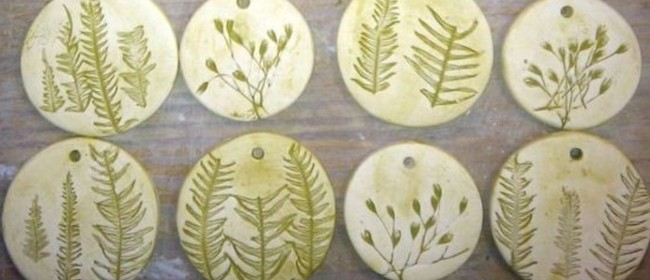 School Holiday Programme - Clay Craft: CANCELLED