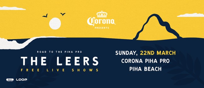 Corona Presents The Leers: POSTPONED